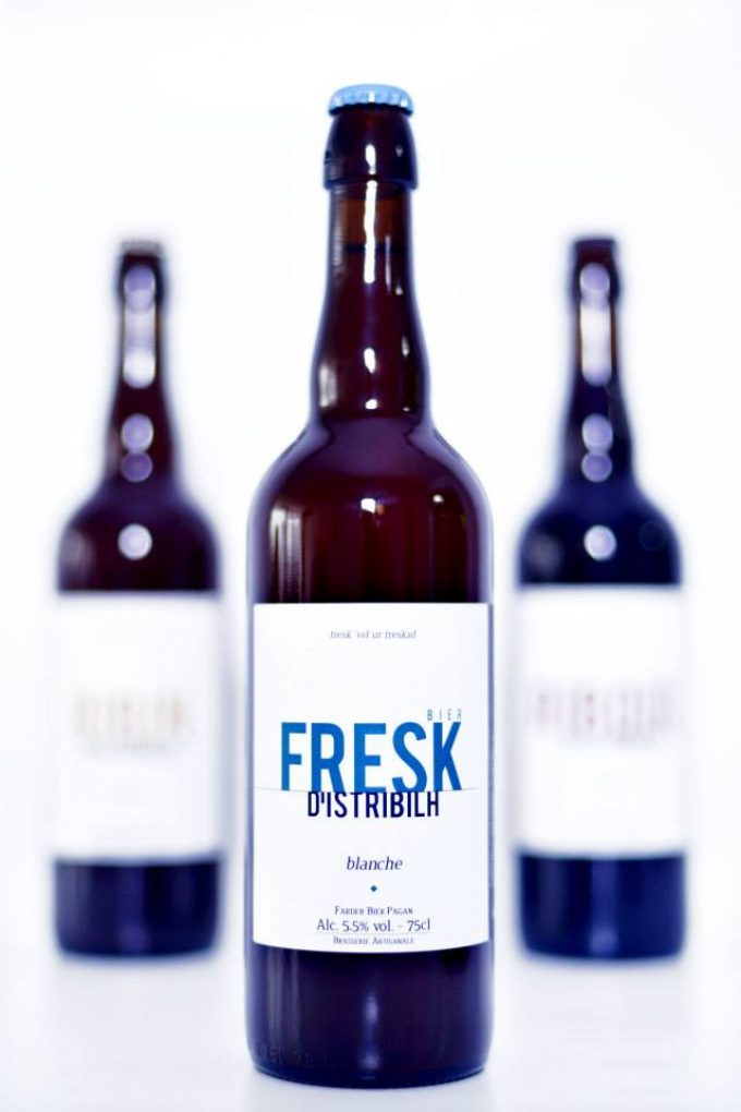 Bière Fresk - Brasserie D'Istribilh
