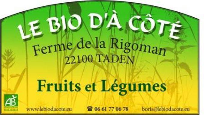 Logo Bio d'à Côté