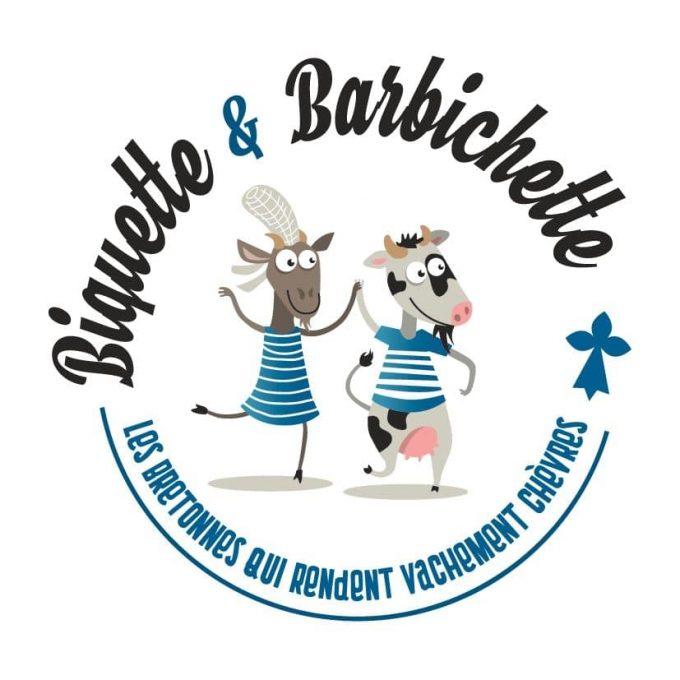 Logo de Biquette de Barbichette
