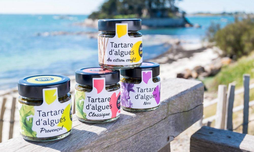 Bord à Bord : La cuisine aux algues 100% Bretonnes !
