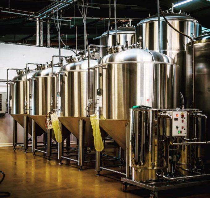 Bière brassée artisanalement au pays des abers