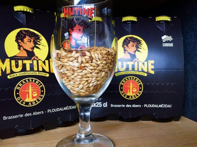 Bière La Mutine