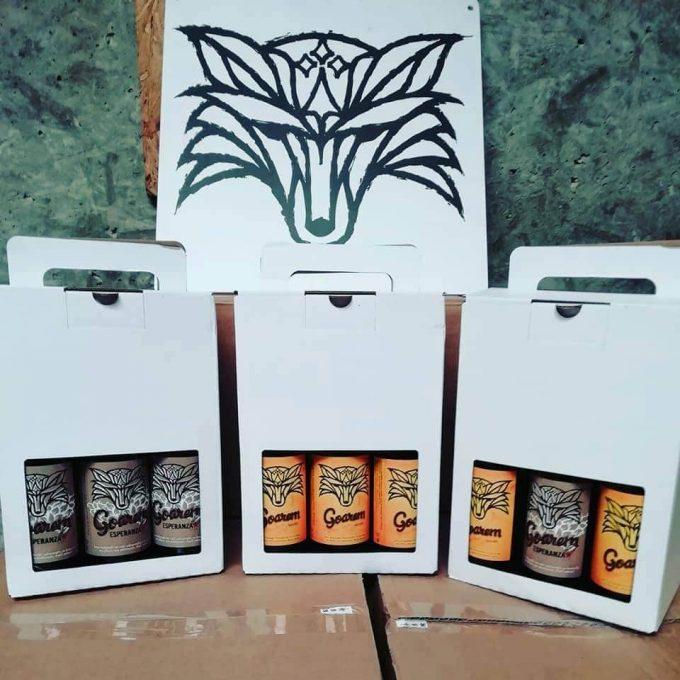 Coffrets de bières locales