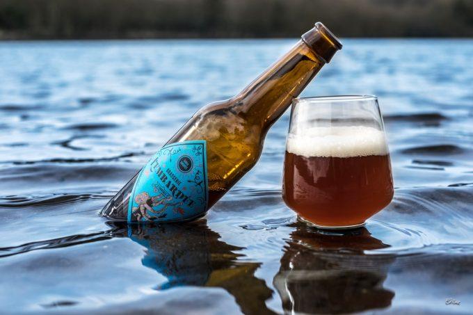 Bière Ambrée de la Brasserie l'Embardée
