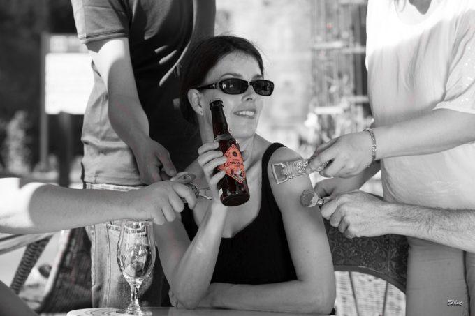 Gwen de la Brasserie l'Embardée