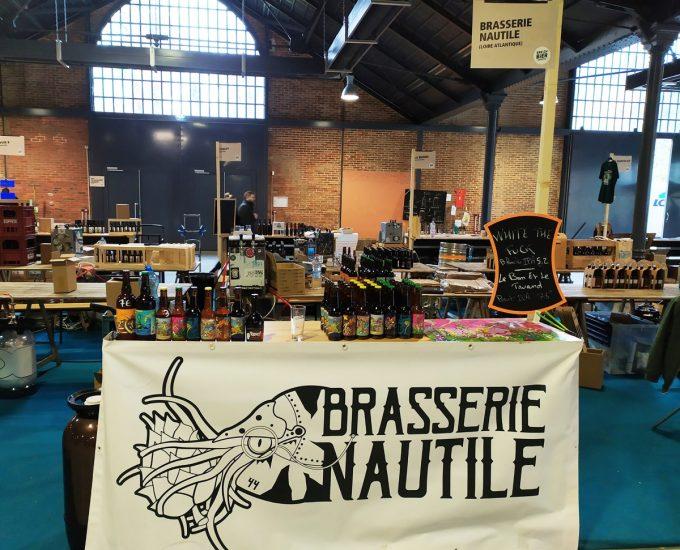 Brasserie Nautile - stand