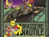 Brasserie Nautile - étiquette Indian Pale