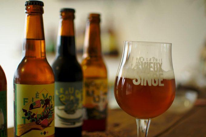 Des bières artisanales et biologiques