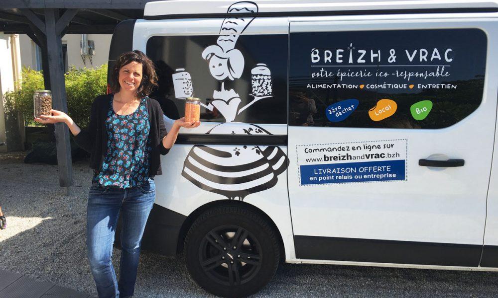Breizh & Vrac, l'épicerie vrac éco-responsable et locale – Morbihan
