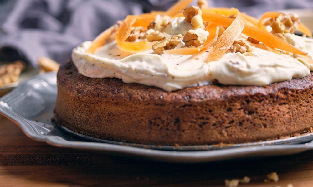 La recette (ultime) du carotte cake 🥕