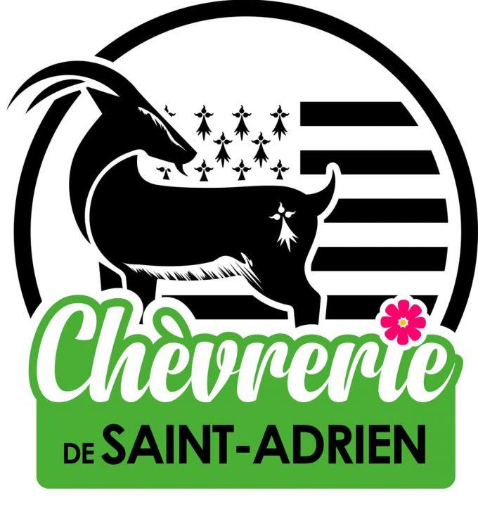 La Chèvrerie de Saint Adrien - logo