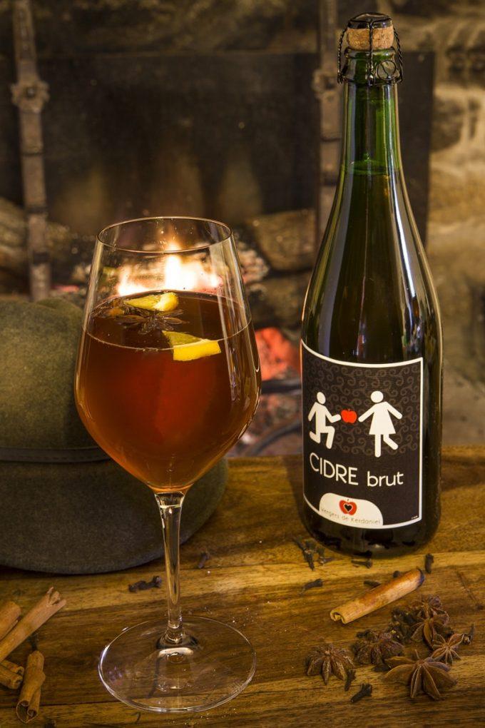 Le Cidre Chaud - Brut