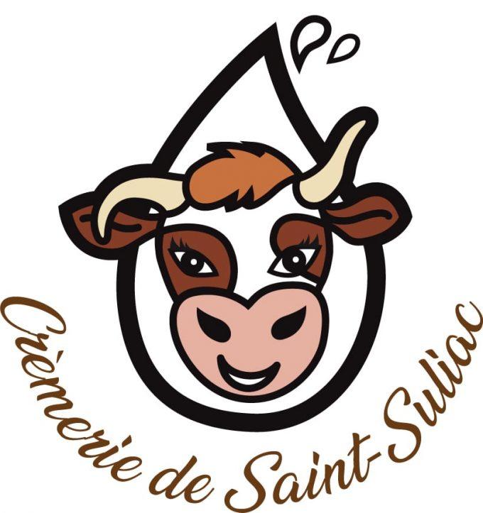 Logo de la Crèmerie de Saint-Suliac