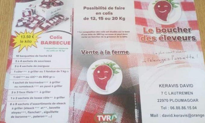 Brochure des produits