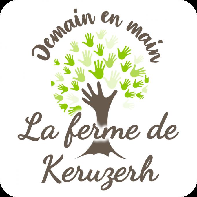 Logo de la Ferme de Keruzerh