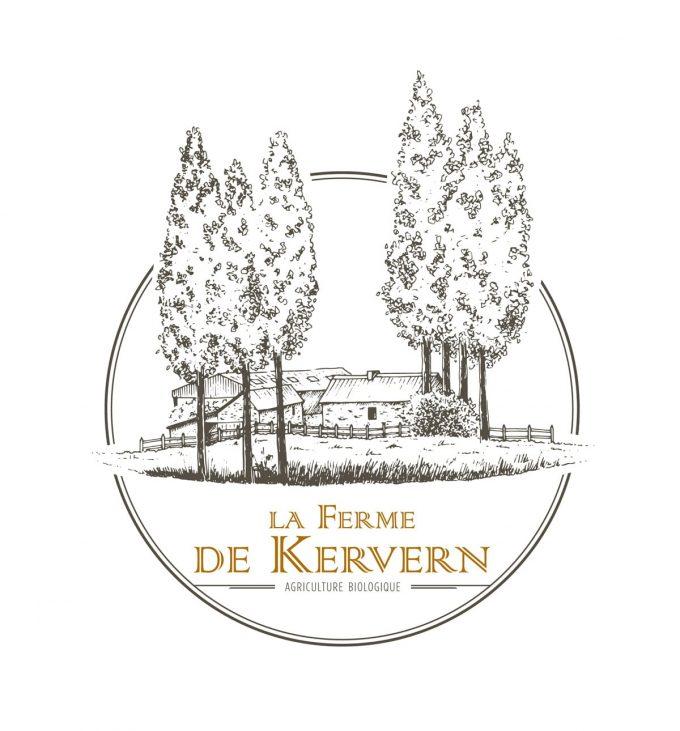 La Ferme de Kervern - logo