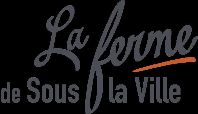 Logo de la Ferme de Sous la Ville