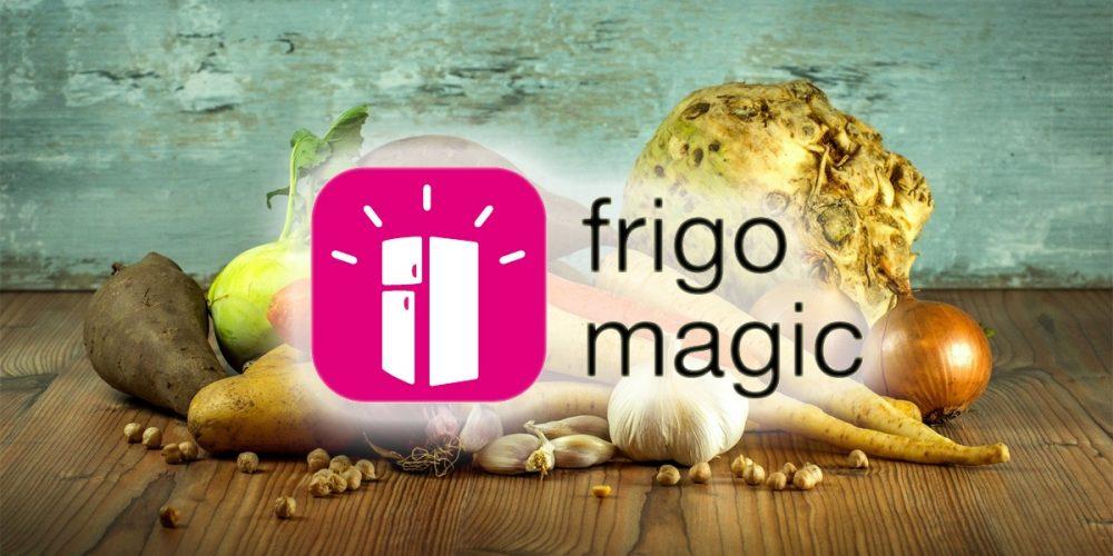 Frigo Magic : une application de recettes anti-gaspi.