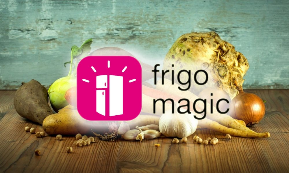 Frigo Magic : une application de recettes anti-gaspi.