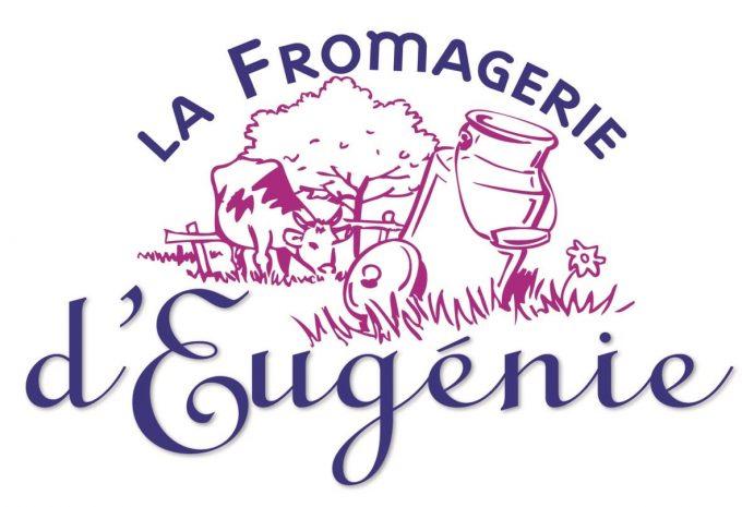 Logo de la fromagerie d'Eugénie