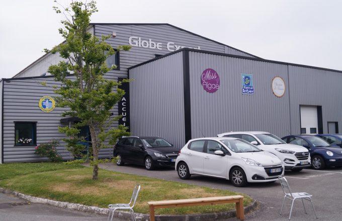 Globe Xplore - bâtiments