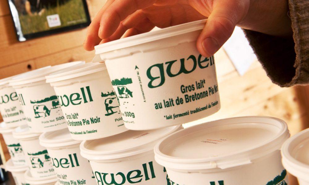 Le Gwell : La spécialité laitière 100% Bretonne !