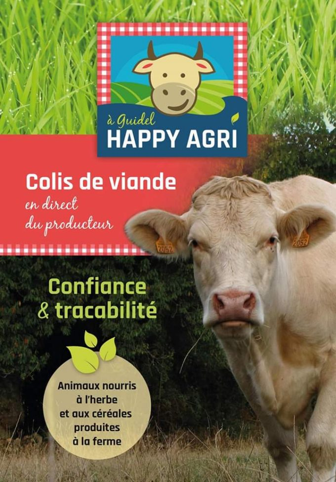 Happy Agri - Flyer 1