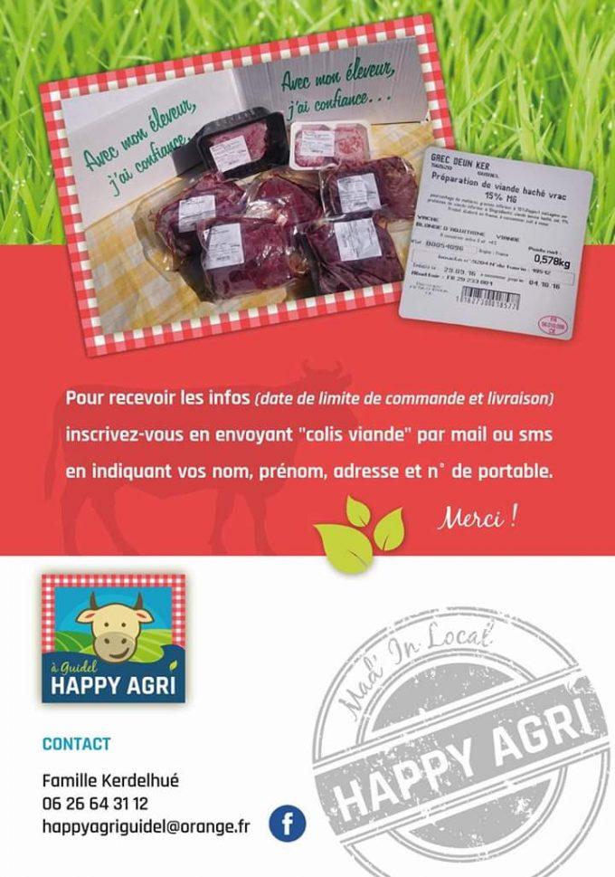 Happy Agri - Flyer