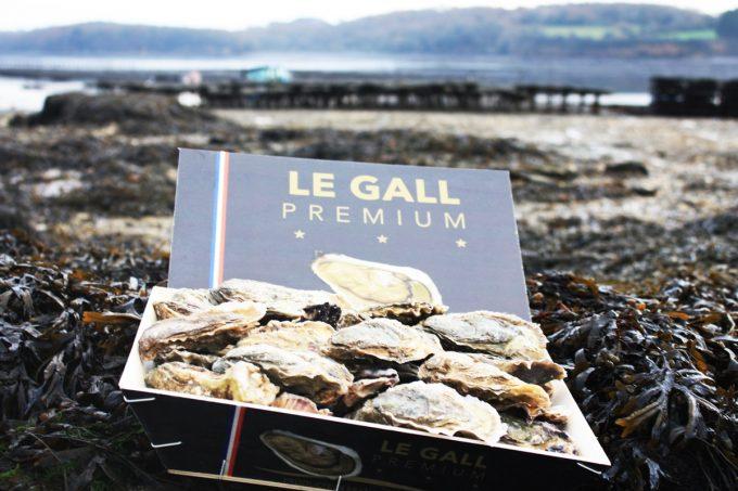Huîtres Premium LE GALL