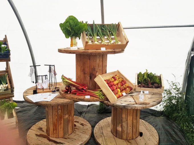 Le Jardin de Guillemette et son marché - vente à la ferme