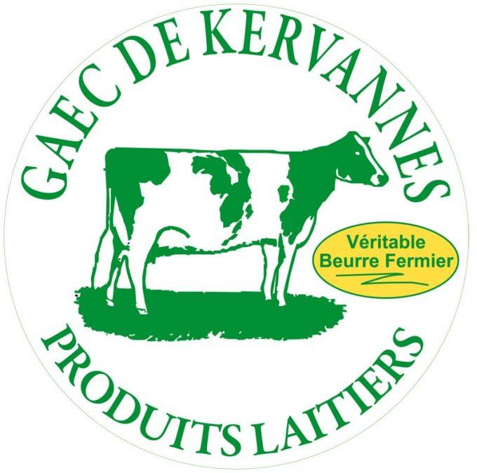 Logo du GAEC de Kervannes