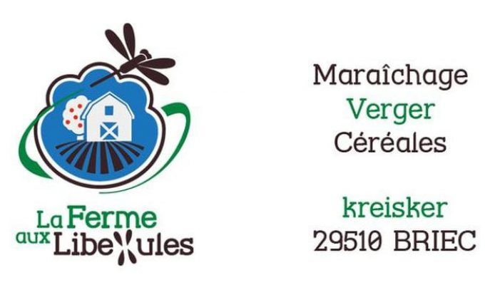 Logo de la Ferme aux Libellules