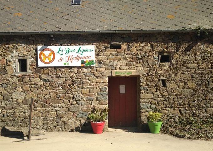 La ferme de Kerlijouan