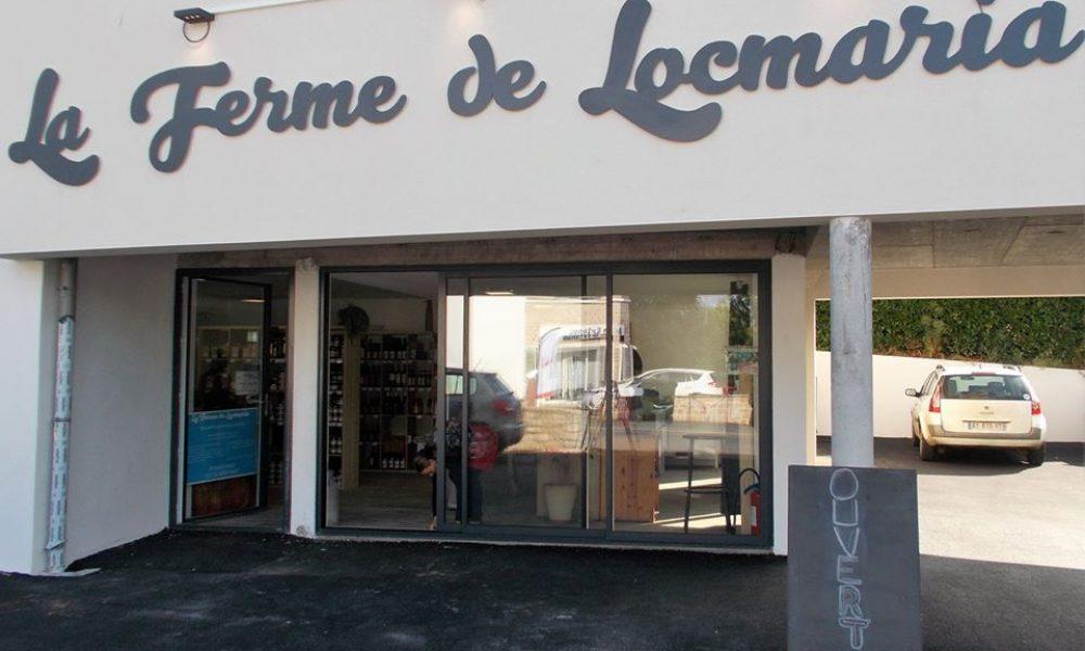 On a testé : La Ferme de Locmaria, à Quimper (Magasin de producteurs)