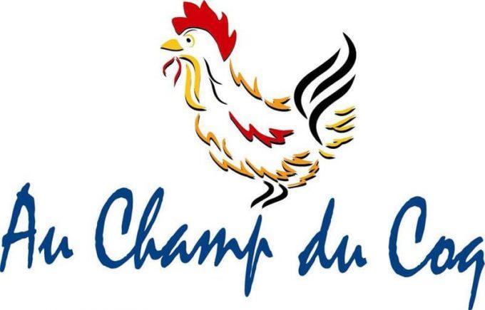 Logo Au Champ du Coq