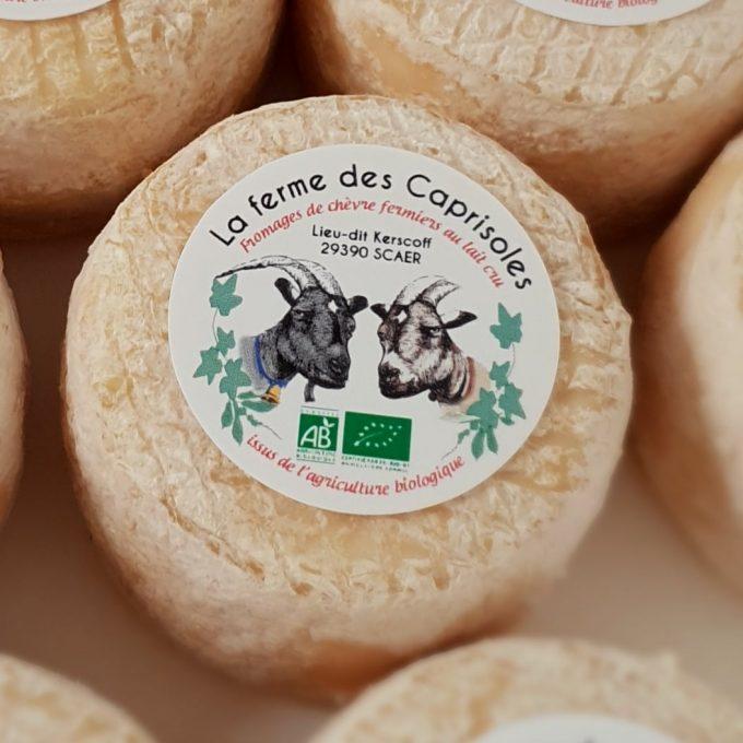 Logo de la ferme des Caprisoles
