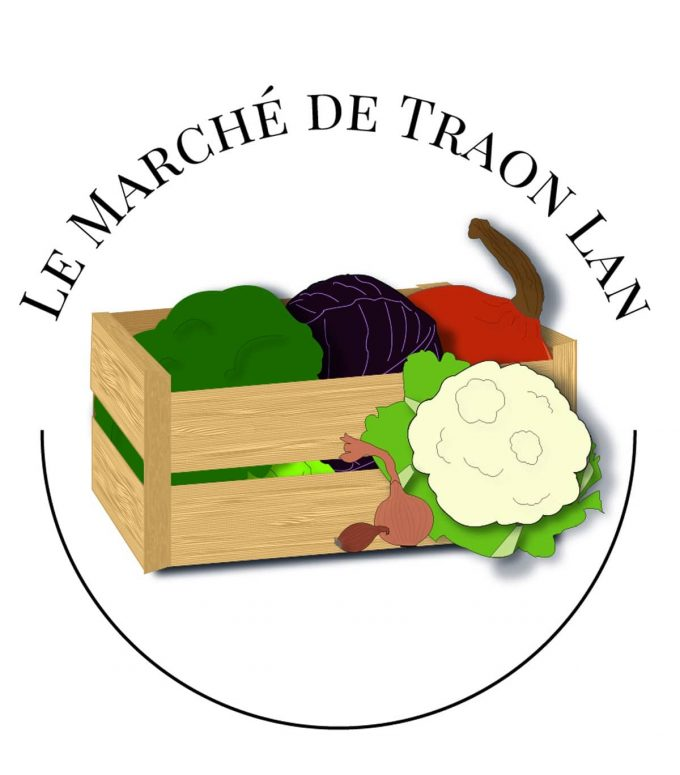 Le Marché de Traon Lan - logo