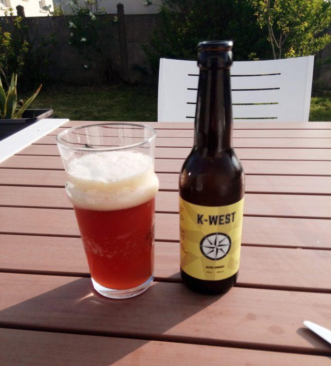 Micro Brasserie la Rose des Vents - bière brune