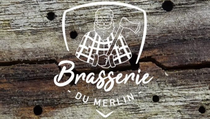 Logo de la Brasserie du Merlin