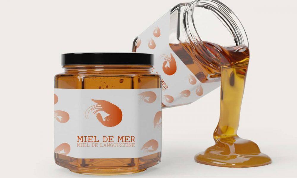 Miel de Langoustine : le miel de la Mer !