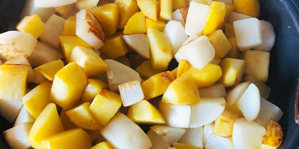 Navets caramélisés : recette facile, rapide, délicieuse !