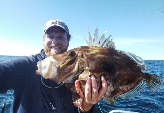 Pêche fraîche du jour