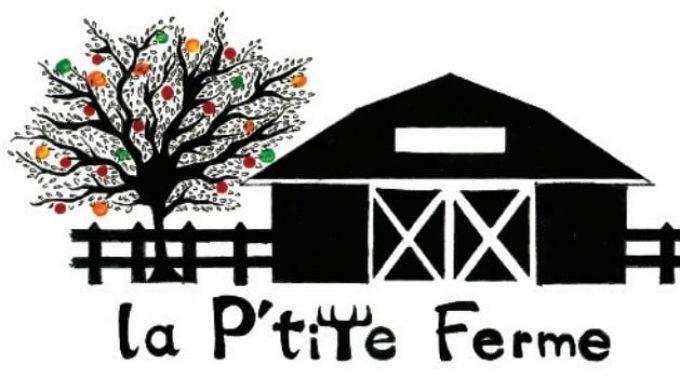 La P'tite Ferme - logo
