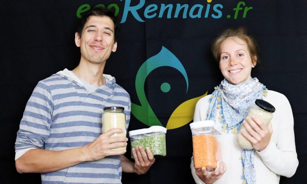 EcoRennais : Le Click and Collect de proximité – local, bio et zéro déchet !