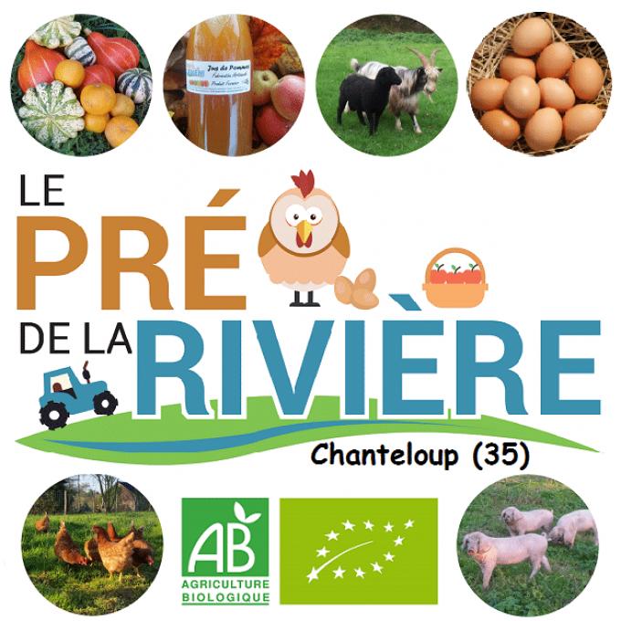 Logo du Pré de la Rivière