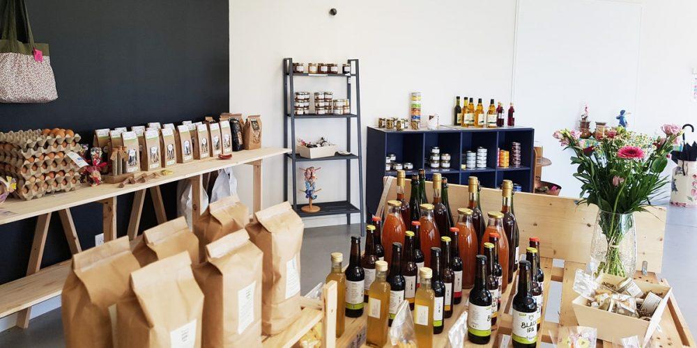 Souci du Détail : Livraison de Produits Locaux et de Saison en Finistère Sud