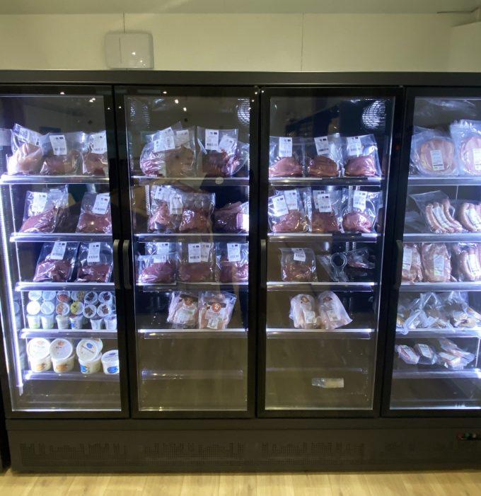 Ti Ma Zud Kozh - viandes sous vide en armoire frigo