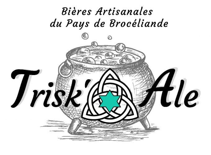 Brasserie Trisk'Ale - logo