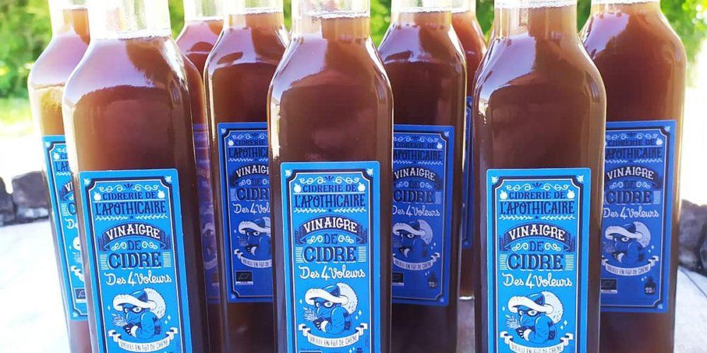 Les 6 bienfaits du vinaigre de cidre, sur le corps et la santé.