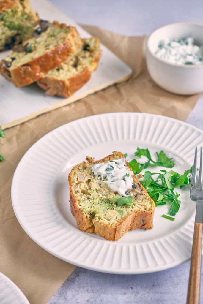 Cake aux Brocolis : La recette parfaite